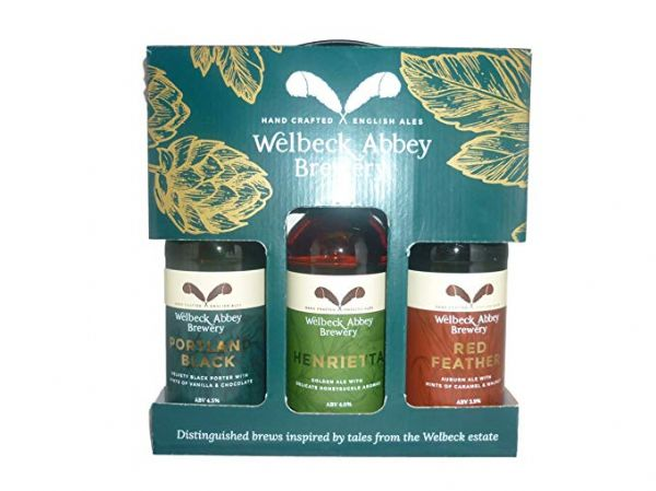 Welbeck Abbey Brewery Gift Pack